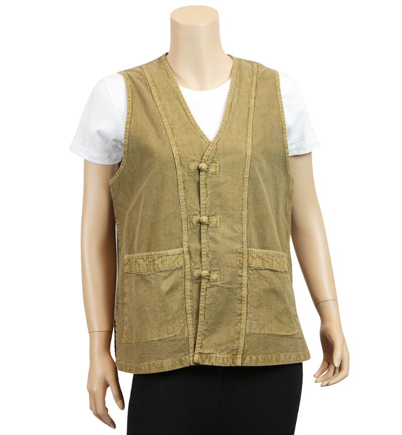 All Season Favorite Vest Unisex Olive