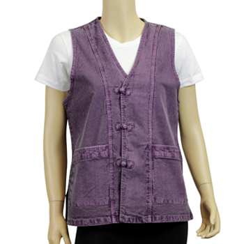 All Season Favorite Vest (Unisex) - Purple