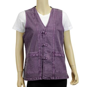 All Season Favorite Vest (Unisex) - Purple