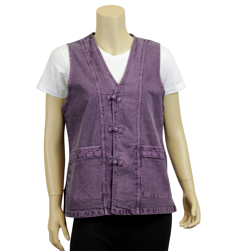 All Season Favorite Vest Unisex Purple