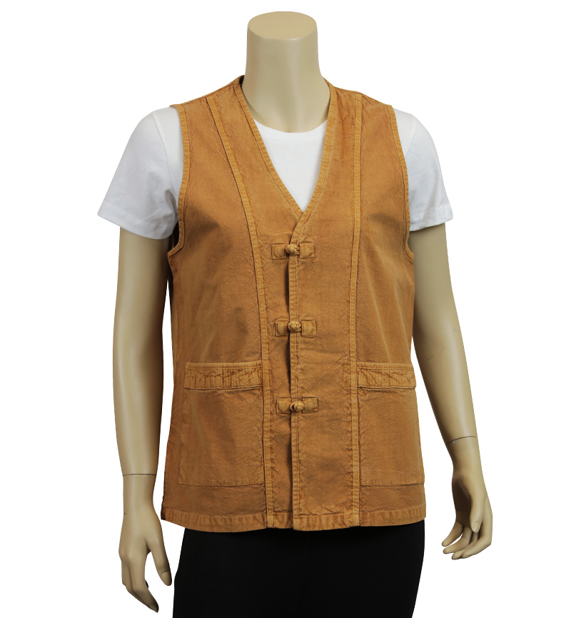 All Season Favorite Vest Unisex Sandstone