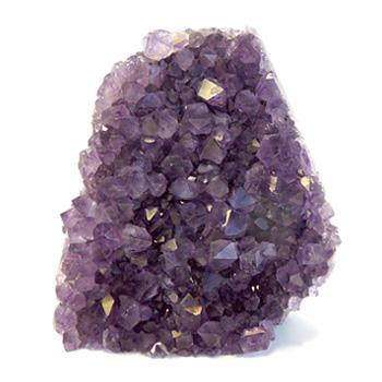 Amethyst Geode Cluster (1.2 lbs)