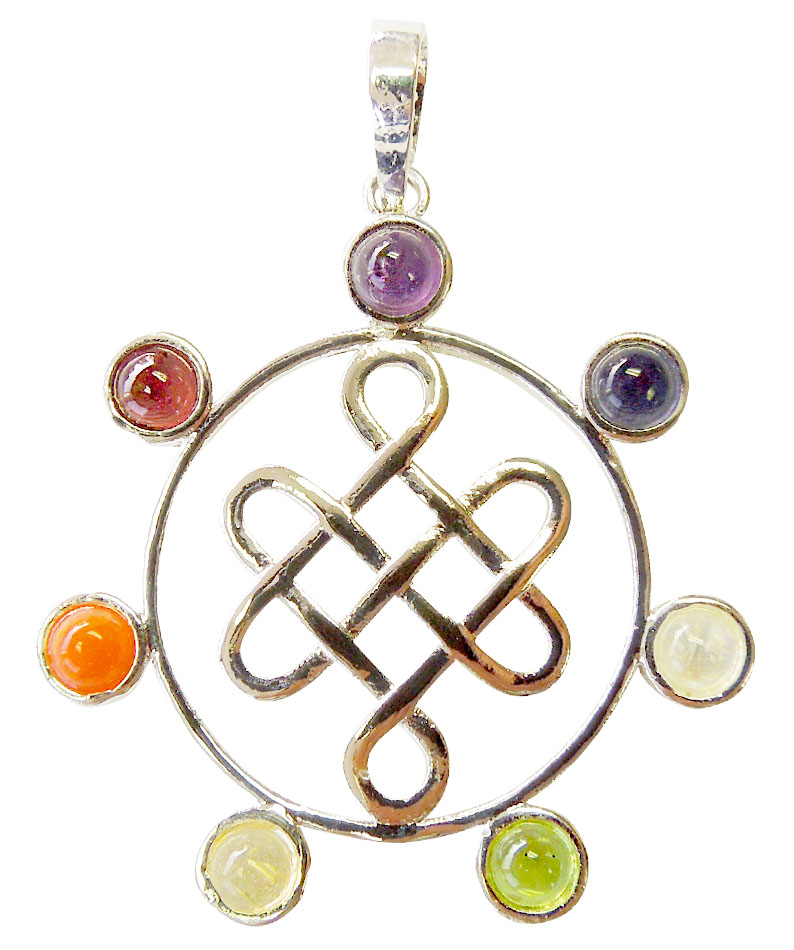 Balanced Chakra Pendant