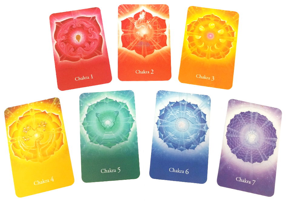 Chakra Energy Cards