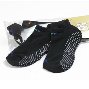 Hantoryum Qi Socks (Black)