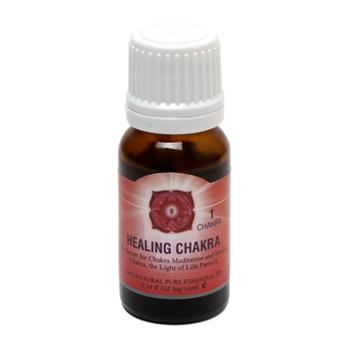 Healing Chakra Essential Oil - 1st Chakra (Root)