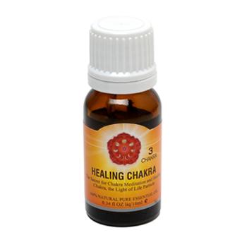 Healing Chakra Essential Oil - 3rd Chakra (Solar Plexus)