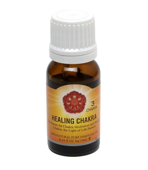 Healing Chakra Essential Oil 3rd Chakra Solar Plexus