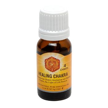 Healing Chakra Essential Oil - 4th Chakra (Heart)