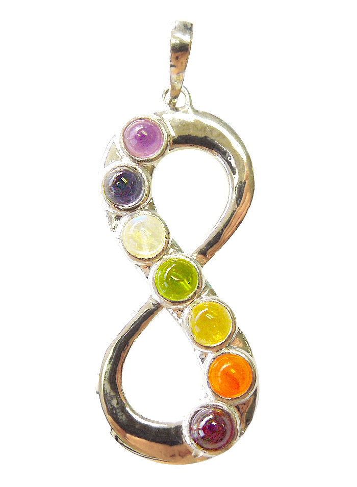 Infinite Energy Chakra Pendant