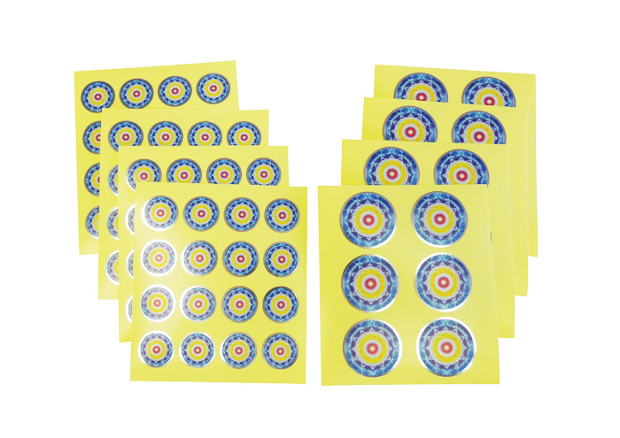 LifeParticle Stickers