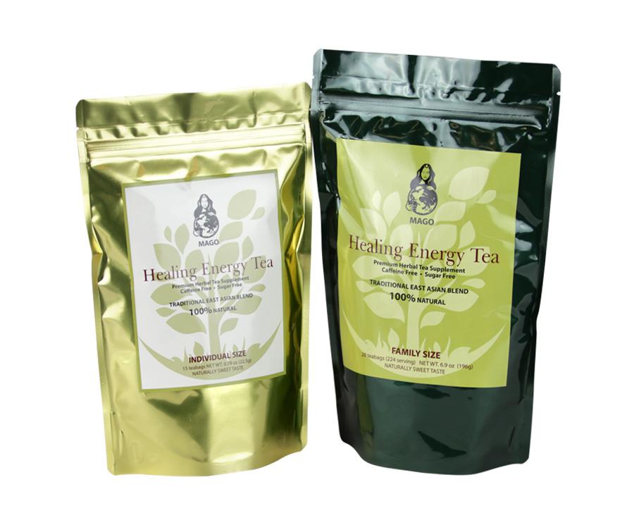 Healing Energy Tea Individual Teabags