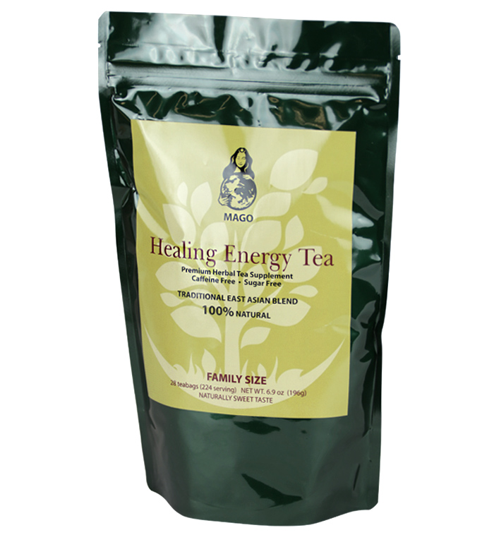 Healing Energy Tea Family Size