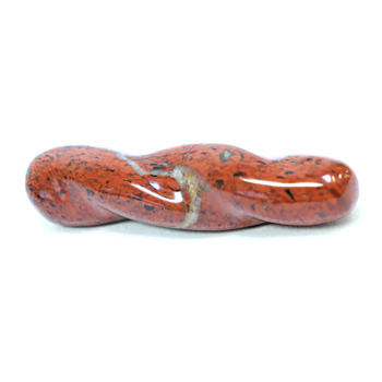 Red Jasper Crystal Chakra Wand