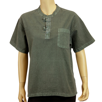 Summer Breeze Shirt - Forest Green (Unisex)