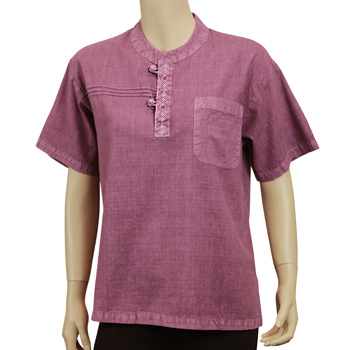 Summer Breeze Shirt - Mauve (Unisex)