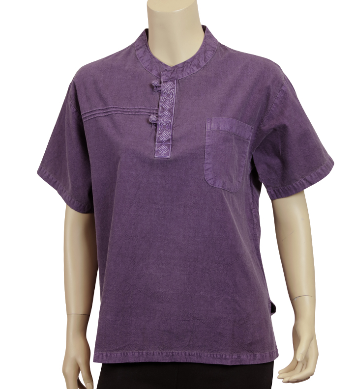 Summer Breeze Shirt Purple Unisex