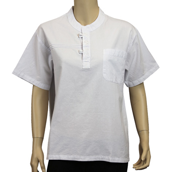 Summer Breeze Shirt - White (Unisex)