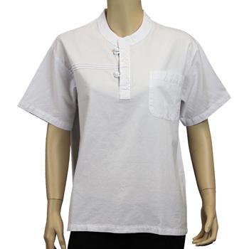 Summer Breeze Shirt - White (Unisex)