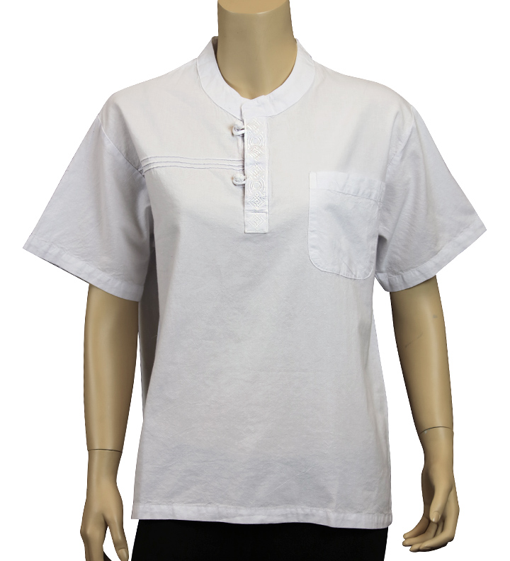 Summer Breeze Shirt White Unisex