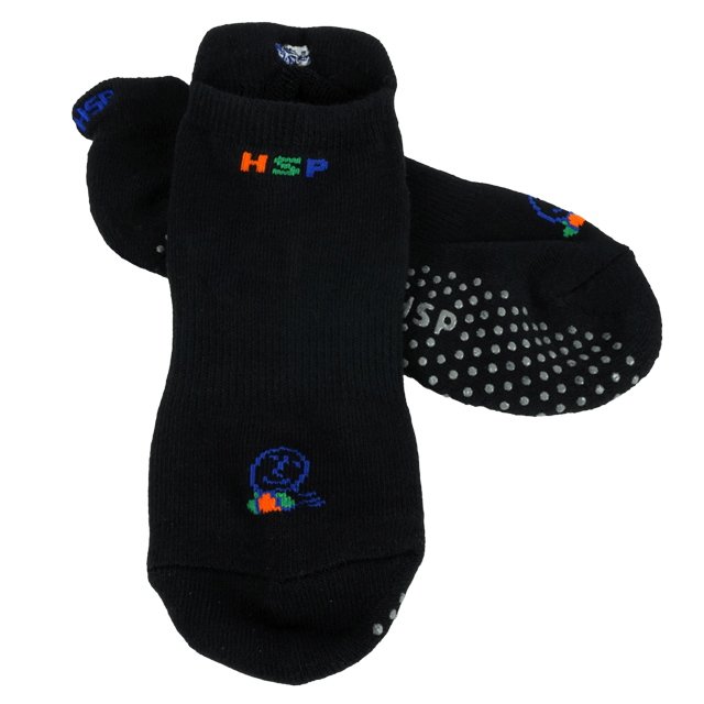 Hantoryum Qi Socks Black
