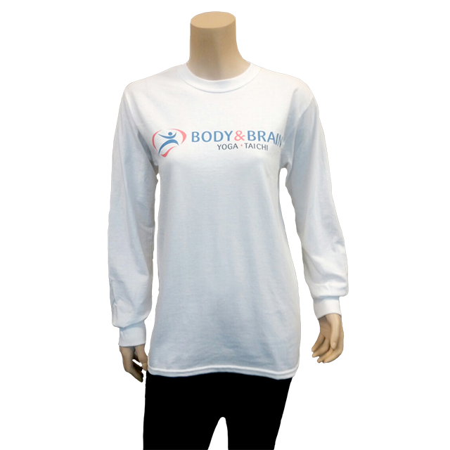Body Brain Long Sleeve Shirt