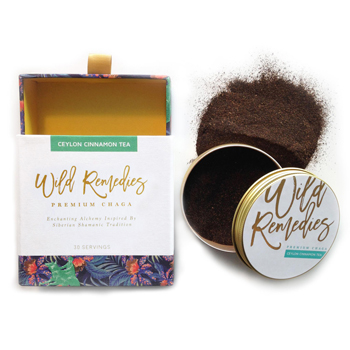 Wild Remedies Premium Instant Chaga Tea