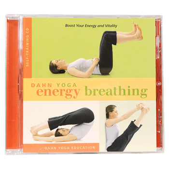 Dahn Yoga Energy Breathing (Self-Training CD)