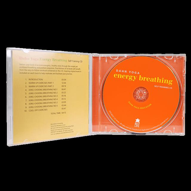 Dahn Yoga Energy Breathing SelfTraining CD