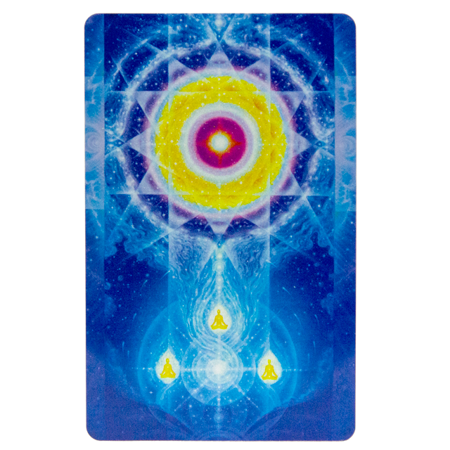LifeParticle Hologram Card