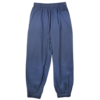 Traditional Korean Yoga & Tai Chi Pants - Navy Blue (Unisex)