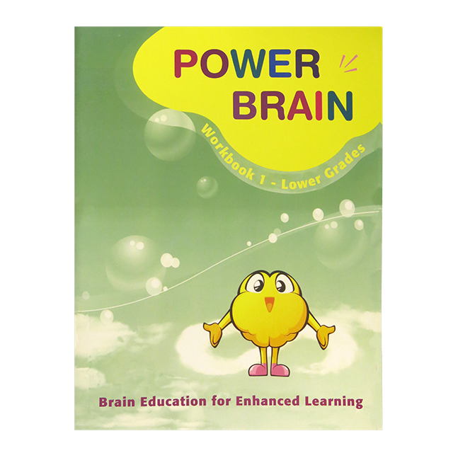 Brain Education for Enhanced Learning Workbook 1 Lower Grades