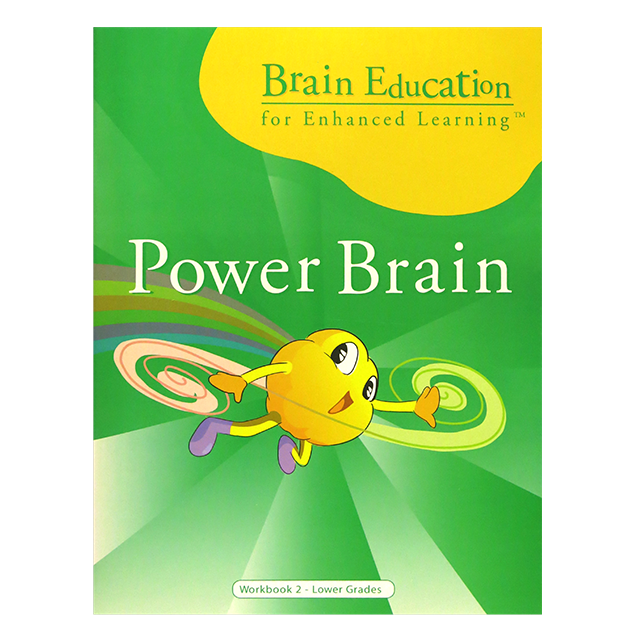 Brain Education for Enhanced Learning Workbook 2 Lower Grades