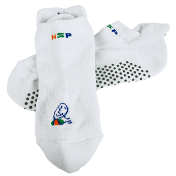 Hantoryum Qi Socks (White)