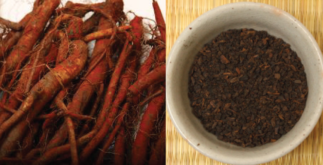 Detox Healing Energy Tea Dan-Shen Root