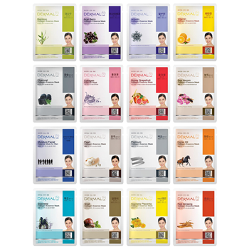 Collagen Essence Face Masks (16 pack)