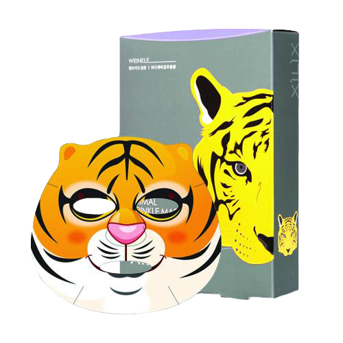 Animal Shaped Face Masks 10 pack