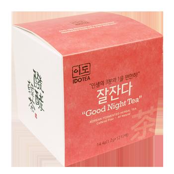 """Good Night Tea"" for Sleep - Korean Fermented Herbal Tea"