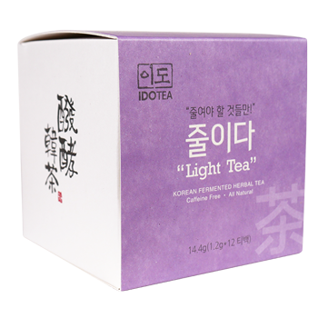 """Light Tea"" for Detox - Korean Fermented Herbal Tea"