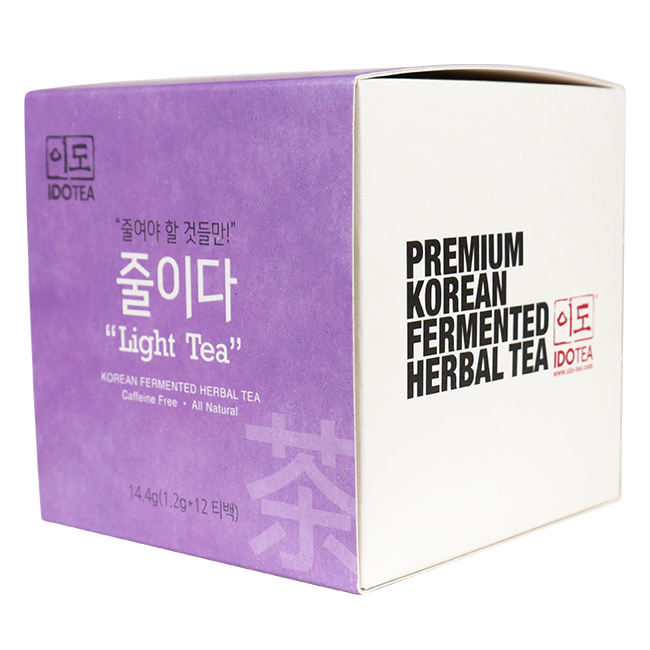 Light Tea for Detox Korean Fermented Herbal Tea