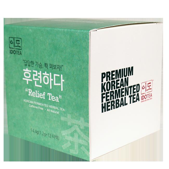 Relief Tea for Calmness Korean Fermented Herbal Tea