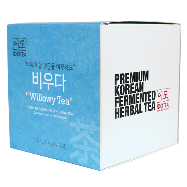 Willowy Tea for Digestion Korean Fermented Herbal Tea