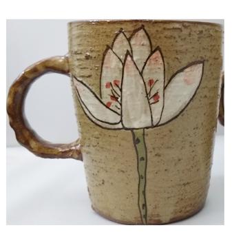 Lotus Flower Teacup (Set of 2 cups)