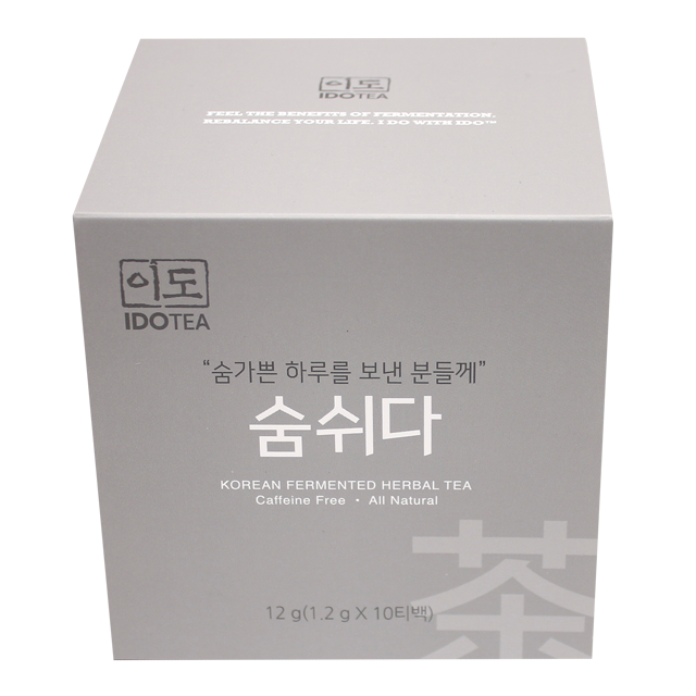 Peaceful Breath Premium Korean Fermented Herbal Tea