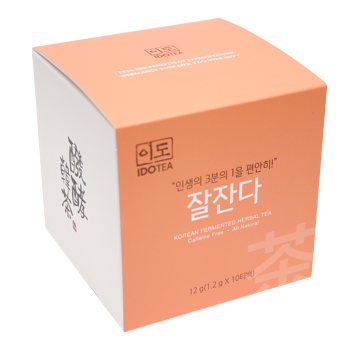 """Snooze Delight"" Premium Korean Fermented Herbal Tea"