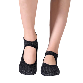 Top-Band Yoga Socks