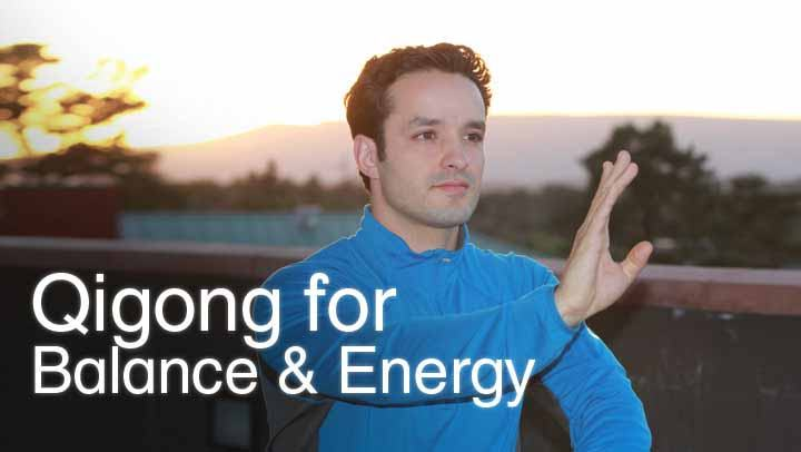 Qigong for Balance Energy