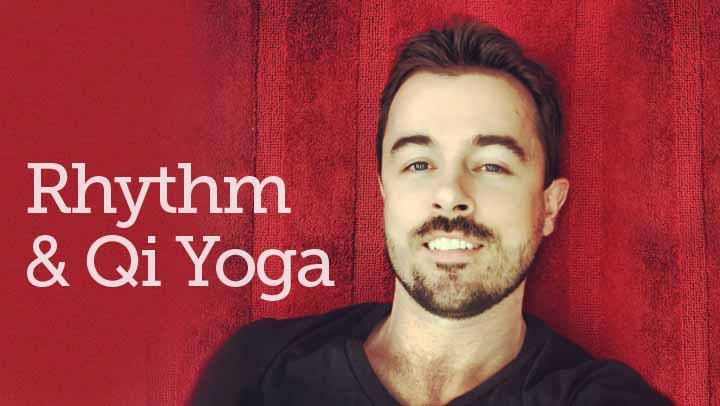 Rhythm & Qi Yoga with David