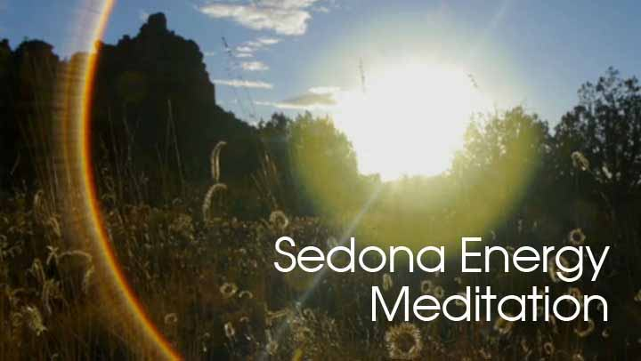 Sedona Energy Meditation