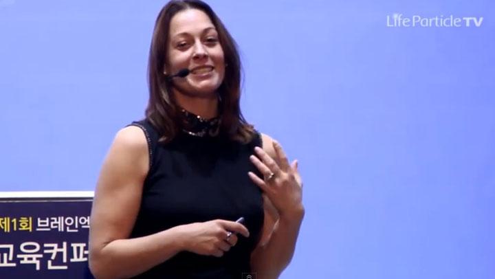 Inspiring Talks - Natalia Avseenko Brain Expo 2012 Le...